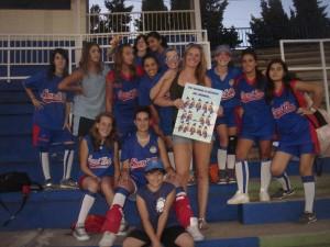 Despedida y Bienvenida en el Softbol