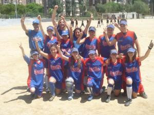 Se juegan las Copas Alevín,Cadete y Softbol Rookie