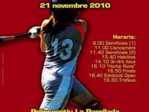 I Torneo Softbol Sala de Catalunya