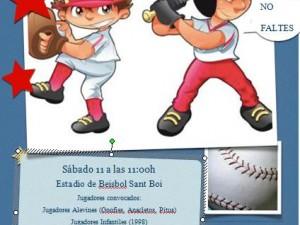 Torneo Clausura Beisbol/Softbol 2010