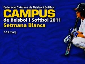 Campus Beisbol/Softbol Semana Blanca 2011