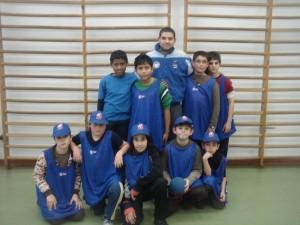 El equipo Extraescolar de Beisbol sigue creciendo
