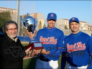 Presentación Oficial Temporada 2011 y entrega Copa de Campeon Liga Nacional