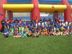 Éxito del 1er encuentro Little League en Sant Boi