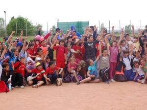 II Torneo Interescolar de Beisbol en Sant Boi