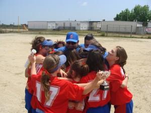 Sant Boi Softbol Cadete son las 4ª de España