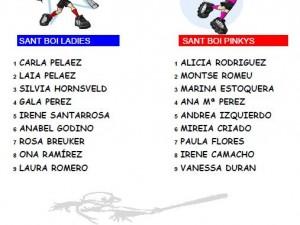 Nueva Liga Intersemanal Softbol Sub16