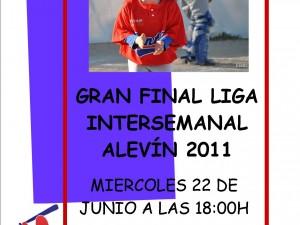 Liga Intersemanal Alevín 2011