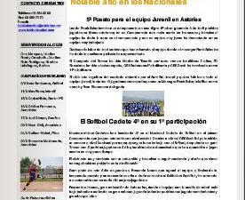 Boletín beisbolsantboi NOSOTROS. Num 2. Mes de Junio 2011