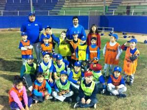 Liga Invernal MLB Sant Boi 2011