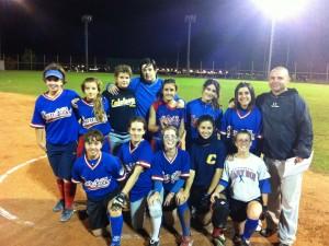 Empieza la Liga Invernal Softbol 'AA' MLB Sant Boi