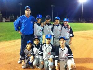 En juego la Liga Invernal MLB Sant Boi Clase A y Clase AA