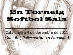 II Torneo Softbol Sala Indoor de Catalunya