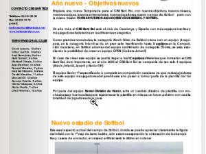 Boletin beisbolsantboi NOSOTROS nº5