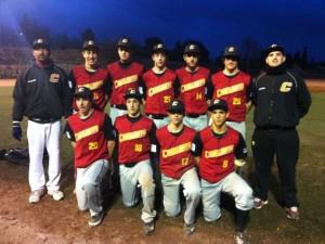 La Selección Catalana Juvenil 3ª en Francia