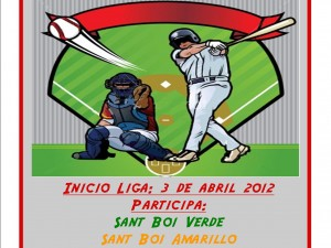 Nueva Liga Intersemanal de Beisbol Alevín