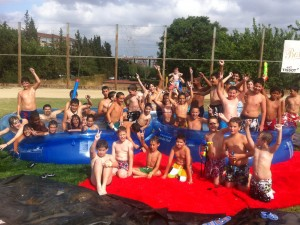 Divertida Water Party 2012