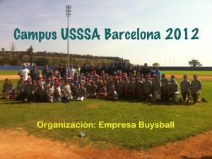 Gran Éxito del Campus USSSA 2012