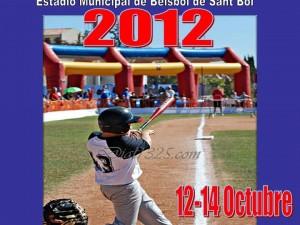 Gran Final Campeonato España Alevín 2012