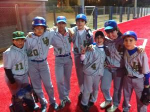 Liga Invernal de Beisbol MLB Sant Boi 2012