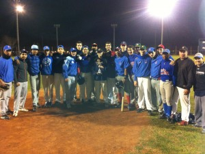 SB Athletics CAMPEON Liga Invernal AAA 2012