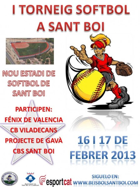 Softbol  a Sant Boi