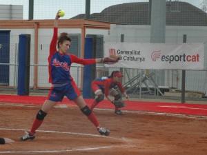 Doble victoria del Softbol DH, que también lidera la Liga Nacional