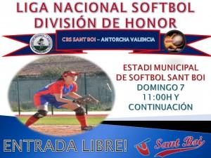Nueva jornada de Liga Nacional en Sant Boi