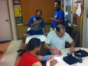 Nuevo servicio de Fisioterapia en el club