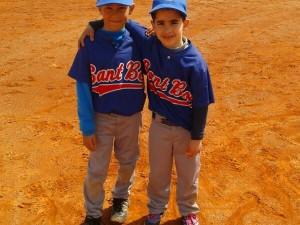 Empieza la 5ª Liga Intersemanal de Beisbol Alevín