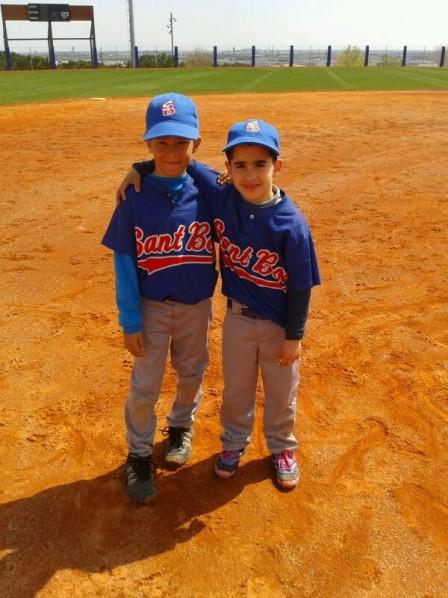 David Cortes y Javier Arroyo! dos cracks!!!