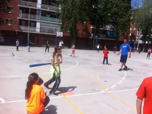 Promoción escolar en el Prat de Llobregat