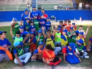 4ª Jornada Liga Intersemanal Alevin de Beisbol