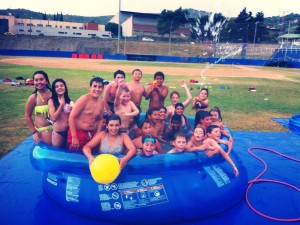 Fiesta Water Party 2013