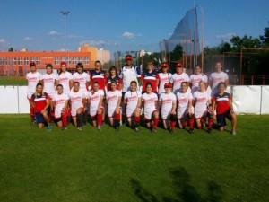 España termina 8º en el Europeo de Sofbol