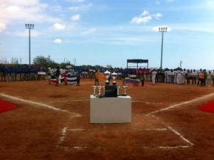 Éxito en el Torneo de Catalunya Otoño 2013 de Sofbol Masculino