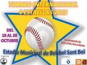 4º Edición del Torneo Internacional 4 Estrellas 2013