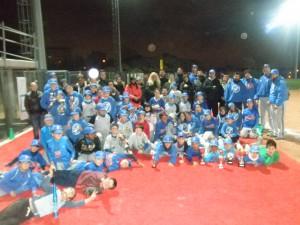 Gymcama Liga Invernal Rookie y Liga Invernal A