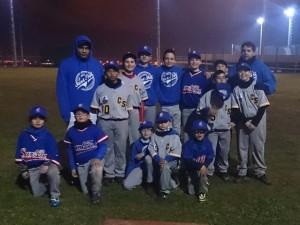 3ª Jornada Liga Invernal de Beisbol MLB 2013