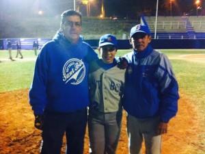 2ª Jornada Liga Beisbol Invernal AA MLB 2013