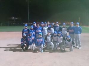 2ª Jornada Liga Invernal de beisbol A 2013