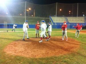 Éxito con la Baseball Academy de Catalunya