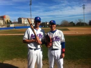 Marc Carrillo y Daniel Martinez un año más con Sant Boi DH