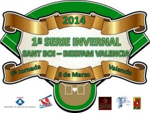 3ª Jornada Serie Invernal 2014