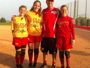 Termina la Preselección Juvenil de Sofbol en Sant Boi