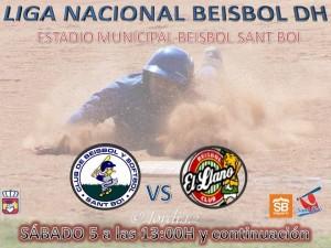 Sábado de Liga Nacional