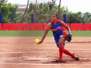 Softbol DH sigue líder de la Liga Nacional 2014