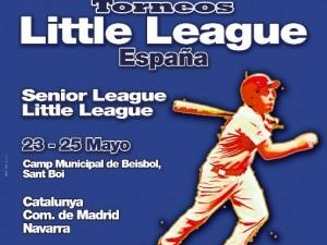 Ya esta aquí la esperada Little League España