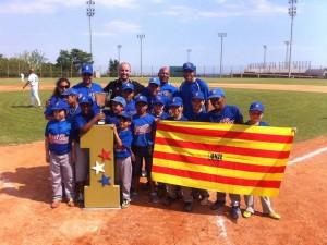 Sant Boi Goofies Campeon de Catalunya Alevin 2014