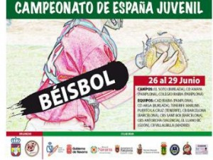 Sant Boi estará en el Nacional Juvenil de Beisbol en Pamplona